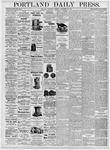 Portland Daily Press: September 20, 1876