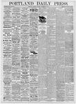 Portland Daily Press: September 23, 1876