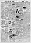 Portland Daily Press: September 28, 1876