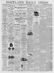 Portland Daily Press: September 30, 1876