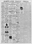 Portland Daily Press: October 3, 1876