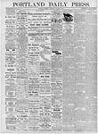 Portland Daily Press: October 5, 1876