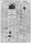 Portland Daily Press: October 19, 1876