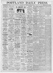Portland Daily Press: November 14, 1876