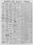 Portland Daily Press: November 17, 1876