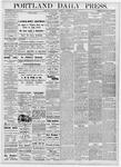 Portland Daily Press: November 22, 1876