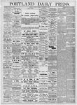 Portland Daily Press: November 28, 1876