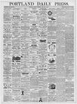 Portland Daily Press: February 5, 1877