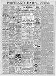 Portland Daily Press: February 12, 1877