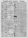 Portland Daily Press: February 14, 1877