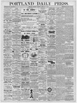 Portland Daily Press: February 15, 1877