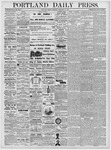 Portland Daily Press: February 16, 1877
