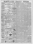 Portland Daily Press: February 17, 1877