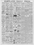 Portland Daily Press: February 24, 1877