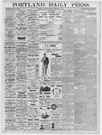 Portland Daily Press: February 27, 1877