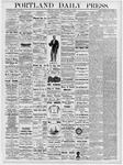 Portland Daily Press: March 5, 1877