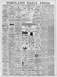 Portland Daily Press: March 12, 1877