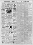 Portland Daily Press: March 16, 1877