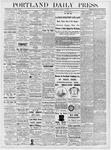 Portland Daily Press: March 19, 1877
