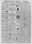 Portland Daily Press: March 20, 1877