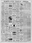 Portland Daily Press: April 2, 1877