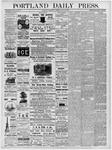 Portland Daily Press: May 23, 1877