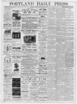 Portland Daily Press: May 24, 1877