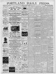 Portland Daily Press: May 26, 1877