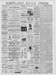 Portland Daily Press: May 28, 1877