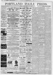 Portland Daily Press: May 29, 1877