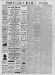 Portland Daily Press: June 2, 1877