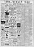 Portland Daily Press: June 4, 1877