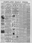 Portland Daily Press: June 6, 1877