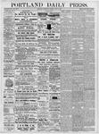 Portland Daily Press: June 13, 1877