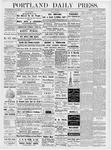 Portland Daily Press: June 14, 1877