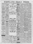 Portland Daily Press: June 21, 1877