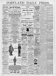Portland Daily Press: June 25, 1877