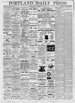 Portland Daily Press: July 3, 1877