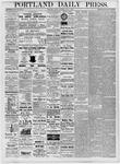 Portland Daily Press: July 6, 1877