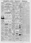 Portland Daily Press: July 11, 1877