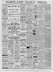 Portland Daily Press: July 12, 1877