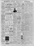 Portland Daily Press: July 16, 1877