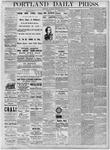 Portland Daily Press: July 19, 1877