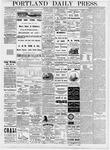 Portland Daily Press: July 23, 1877