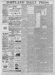 Portland Daily Press: July 29, 1877
