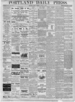 Portland Daily Press: August 10, 1877