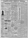 Portland Daily Press: September 1, 1877