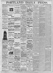 Portland Daily Press: September 3, 1877