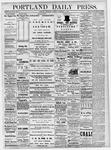 Portland Daily Press: September 5, 1877