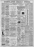 Portland Daily Press: September 6, 1877